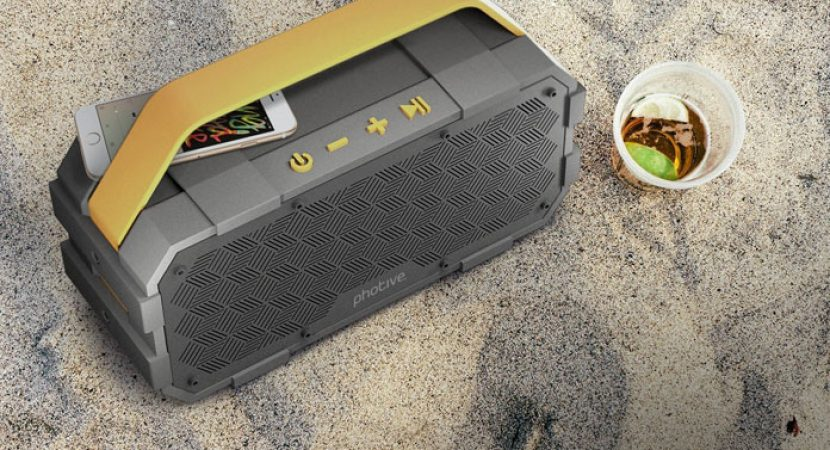 Reasons why you need to purchase waterproof Bluetooth portable speakers for your outdoor activity