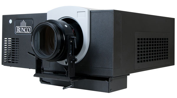 Odyssey cinema concepts projectors