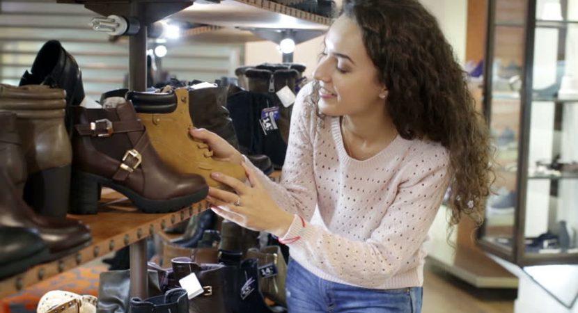 Buying Women's Shoes