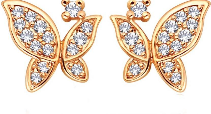 From Butterfly Earrings To Classic Hoops – Earrings Every Woman Must Own