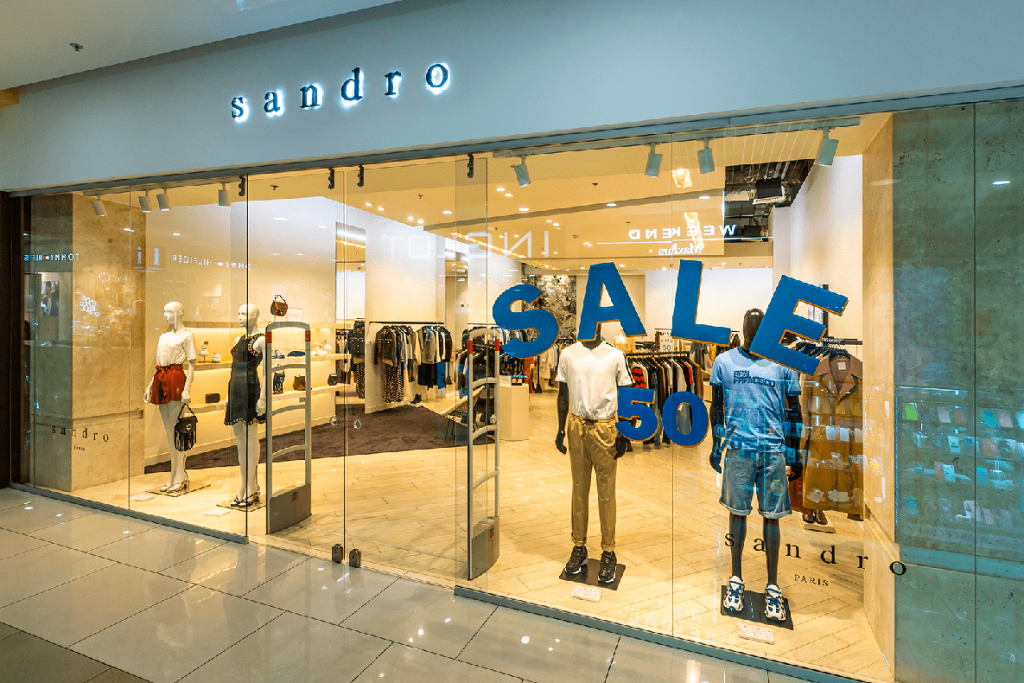 Best Clothing & Accessories from Sandro
