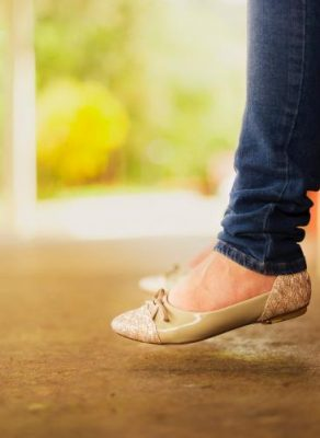 Wear Flats And Be Fashionably Comfortable