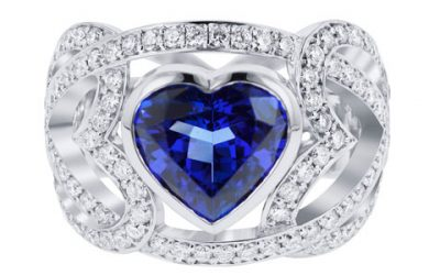 THE BEAUTY AND RARITY OF LONDON BLUE TOPAZ
