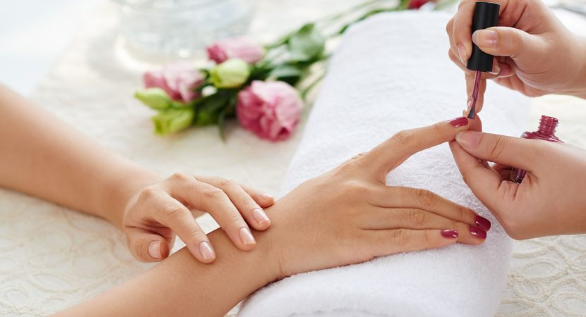 Functions of Nail Manicure, and Manicure kit